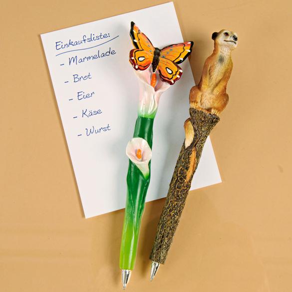 """Kugelschreiber """"Erdmännchen"""""""
