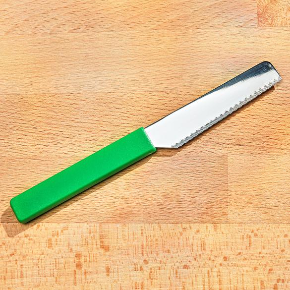 Brötchenmesser grün