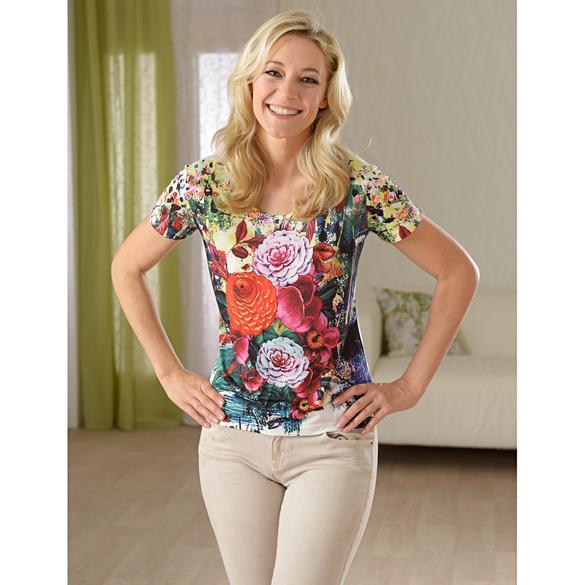 """Shirt """"Blumen"""""""
