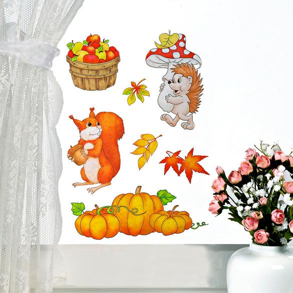 """Fensterbilder """"Herbst"""""""