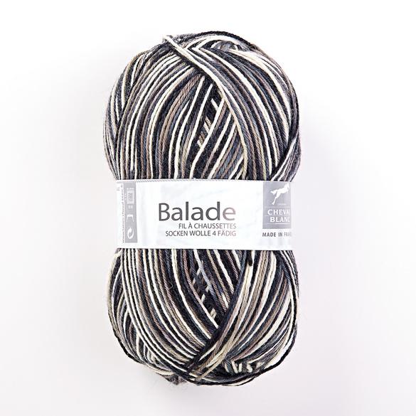 "Wollgarn ""Balade"", versch. Farben"