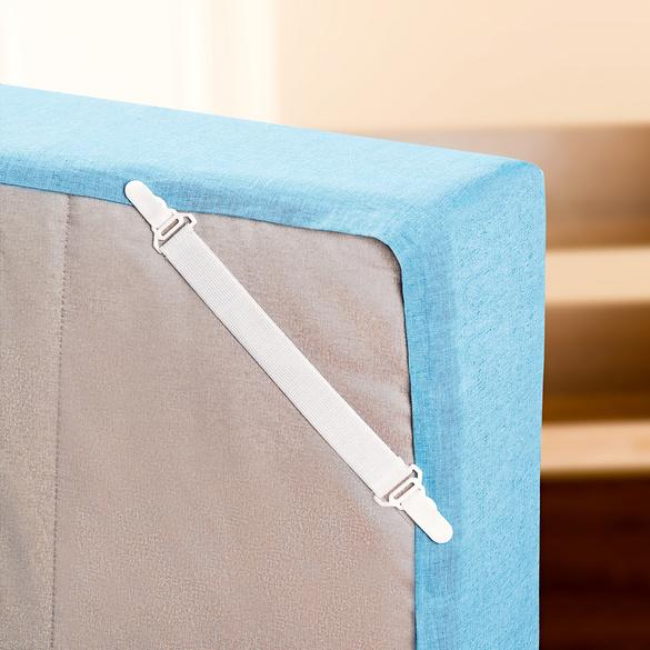 Bettlakenspanner 4er-Set