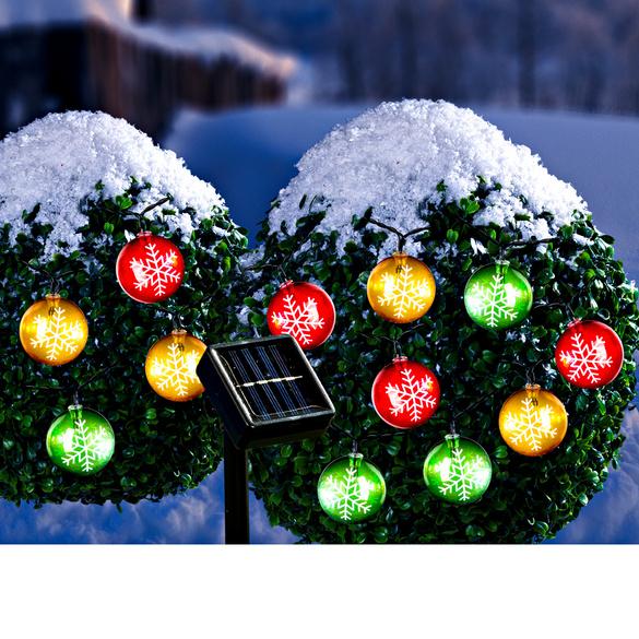 Solar-Kugelkette