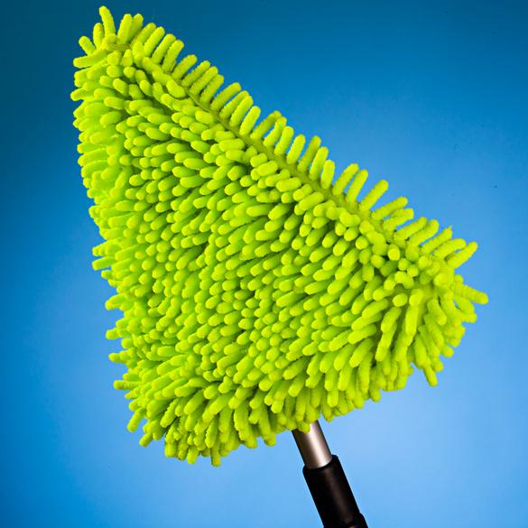 Wischmopp grün