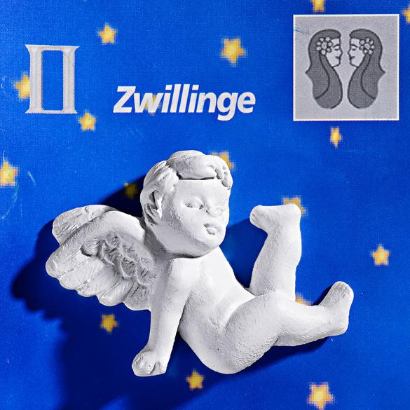 """Schutzengel """"Zwilling"""""""