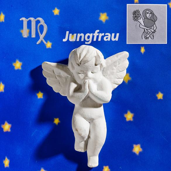 "Schutzengel ""Jungfrau"""
