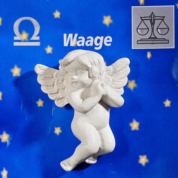 """Schutzengel """"Waage"""""""