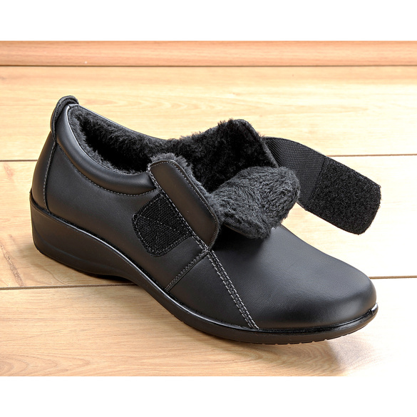 """Schuh """"Nova"""" schwarz"""