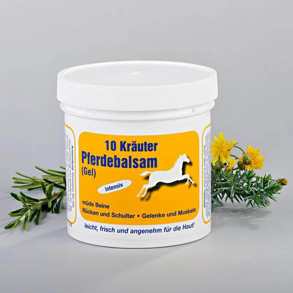 """Pferdebalsam """"10 Kräuter"""""""