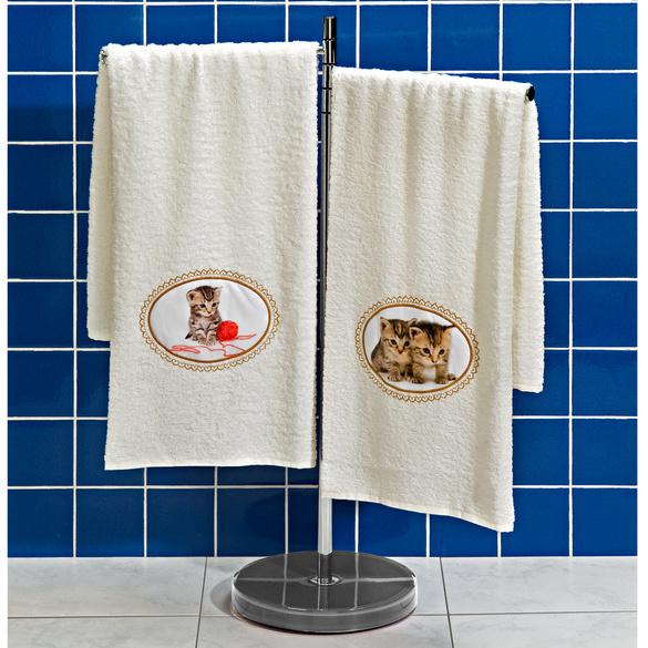"""Handtuch """"Kätzchen"""""""