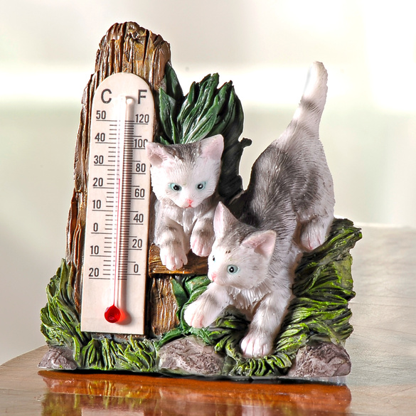 "Thermometer ""Kätzchen"""