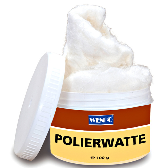 Polierwatte