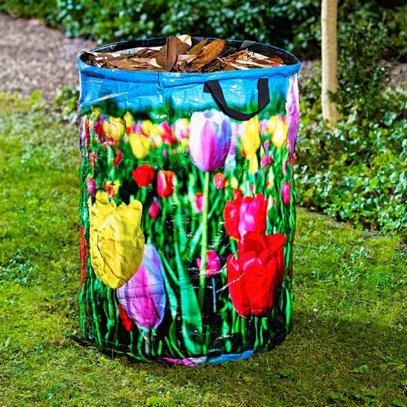 "Gartentasche ""Tulpen"""