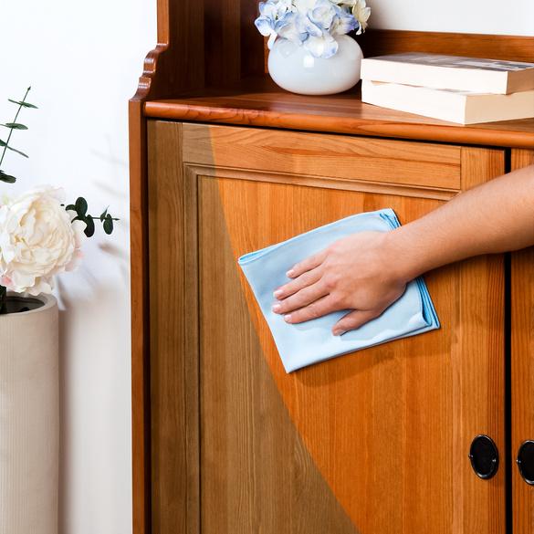 Möbelpflege + Poliertuch