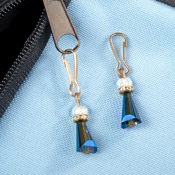 Schutzengel blau, 2er-Set