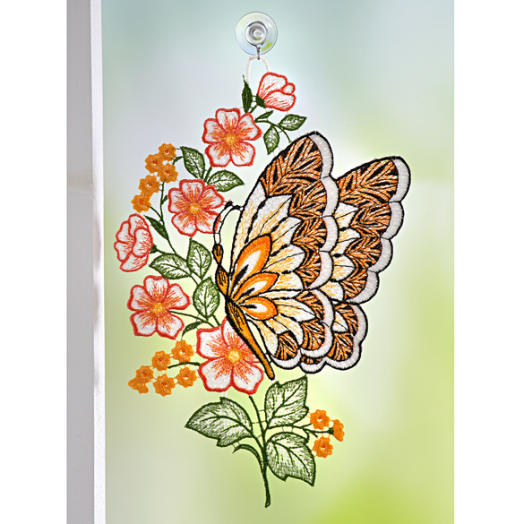"""Fensterdeko """"Schmetterling"""""""