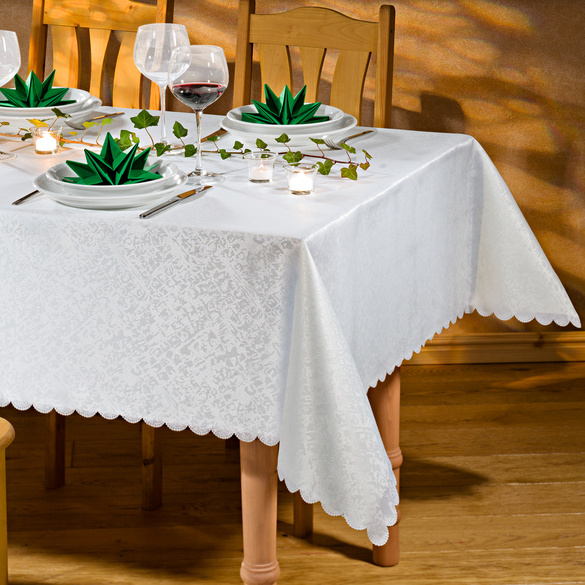 Tischdecke, versch. Größen
