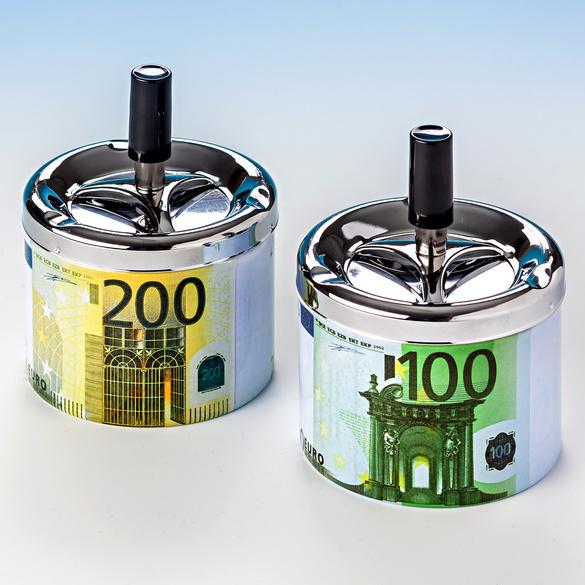 """Sturmaschenbecher """"100€"""" & """"200€"""""""