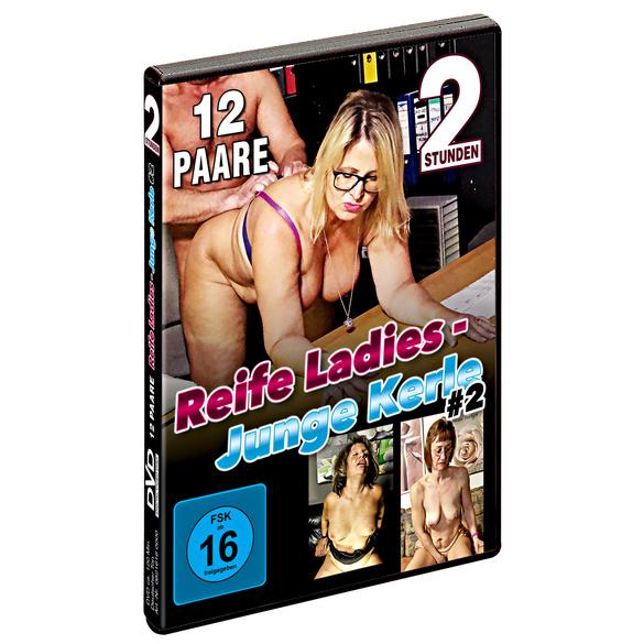 """DVD """"Reife Ladies - junge Kerle"""""""