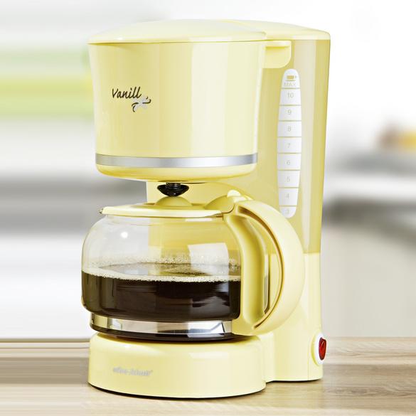 Kaffeemaschine vanille