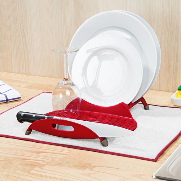 Geschirrtrockner-Set, 2-tlg.