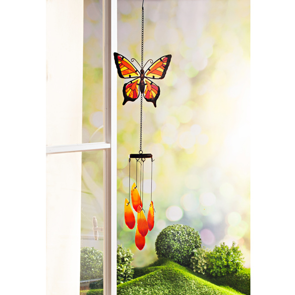 "Windspiel ""Schmetterling"""