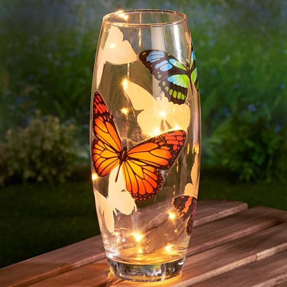 """LED-Leuchte """"Schmetterlinge"""""""