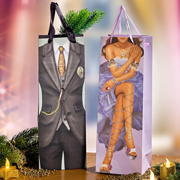 """Geschenktasche """"Gentleman"""""""
