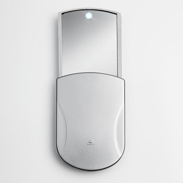 LED-Taschenspiegel