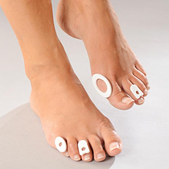 Schaumstoffpflaster für die Zehen, 39er-Pack