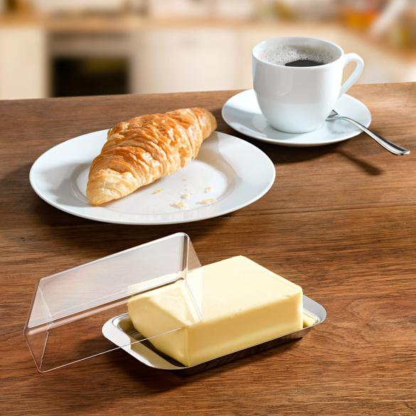 Butterdosen, 2er-Set