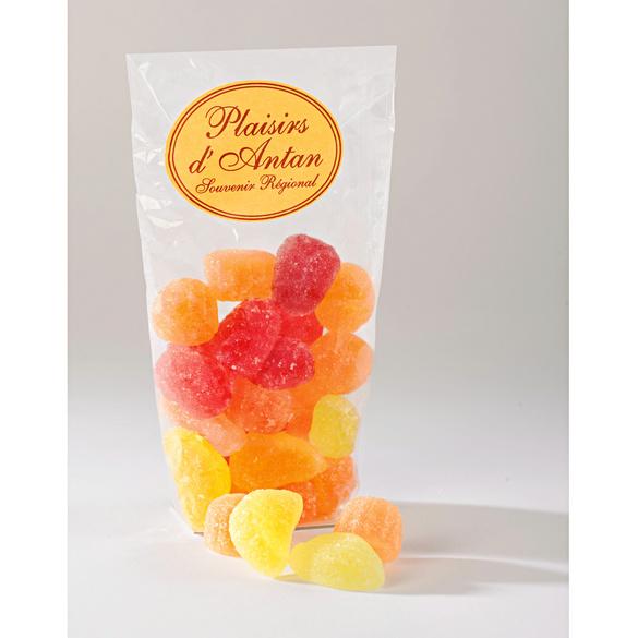 Fruchtgelee-Bonbons