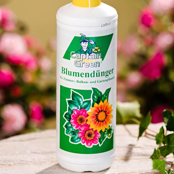 Blumendünger flüssig