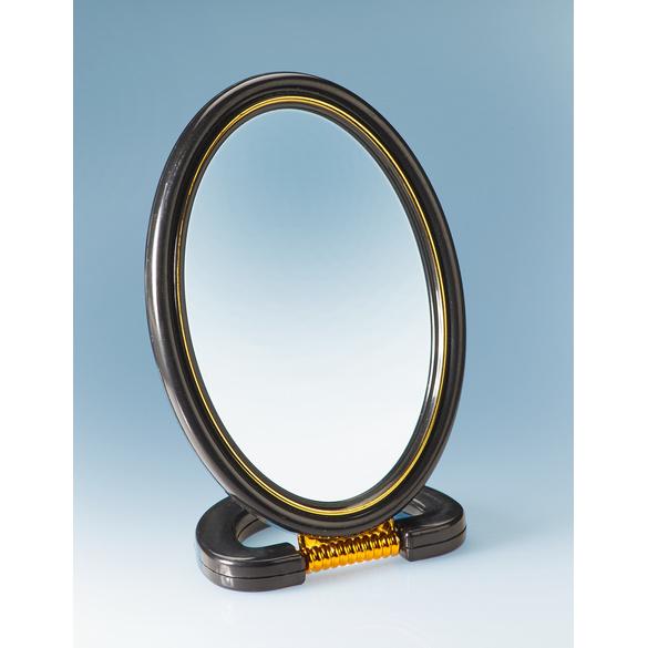 Kosmetikspiegel schwarz