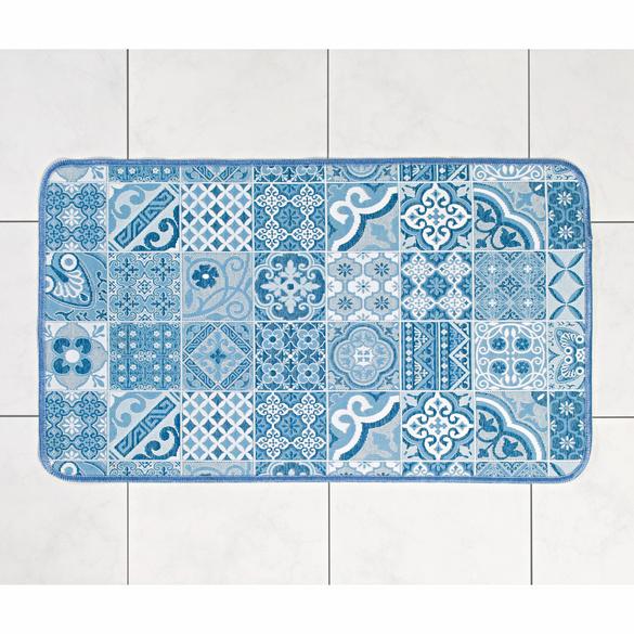"""Küchenteppich """"Kacheldekor"""", 54 x 90 cm"""