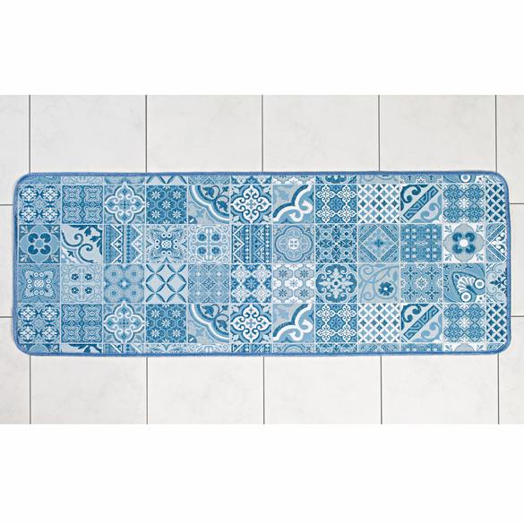"""Küchenteppich """"Kacheldekor"""", 54 x 140 cm"""
