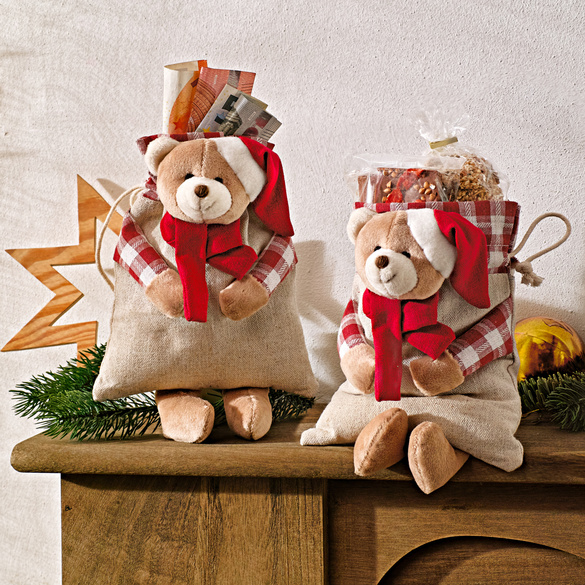 "1 Geschenkbeutel ""Teddy"""