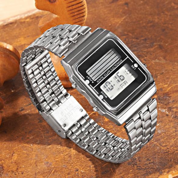 Solar-Armbanduhr