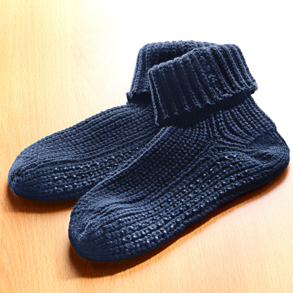 Thermo-Socken dunkelblau
