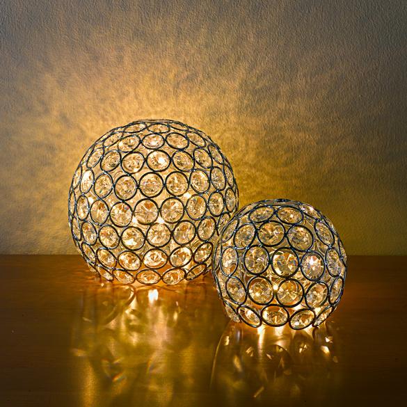 "LED-Kugel ""Diamant"", Ø 15 cm"