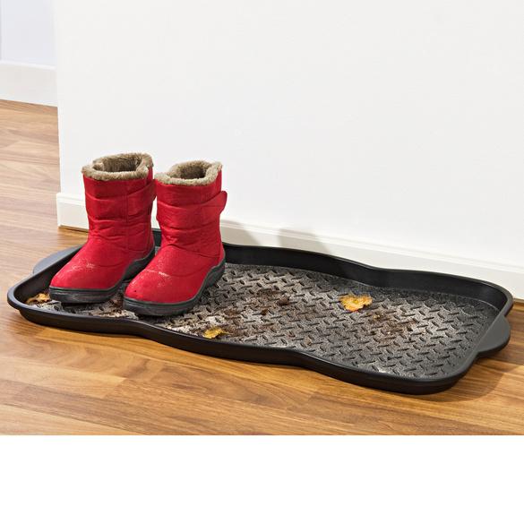 Schuh-Abtropfschale