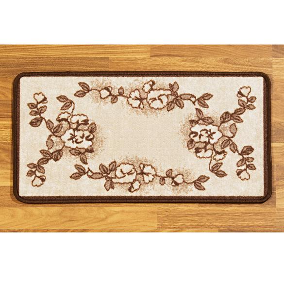 Teppich beige, 40 x 60 cm