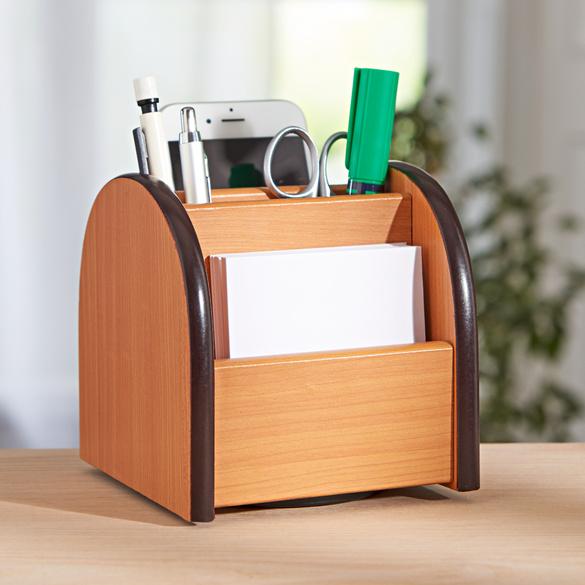 Tisch-Organizer drehbar
