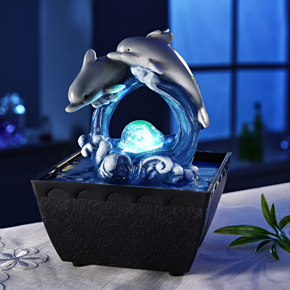 "LED-Wasserspiel ""Delfine"""
