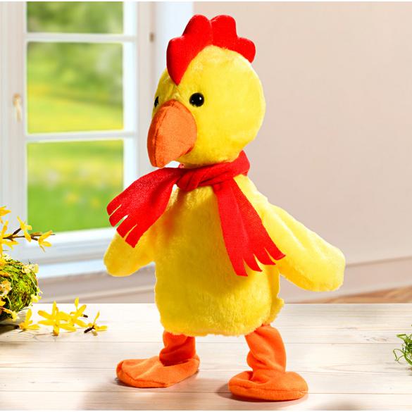 Gackerndes Huhn