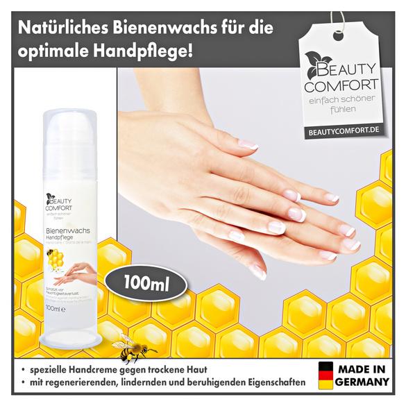 Bienenwachs-Handpflege