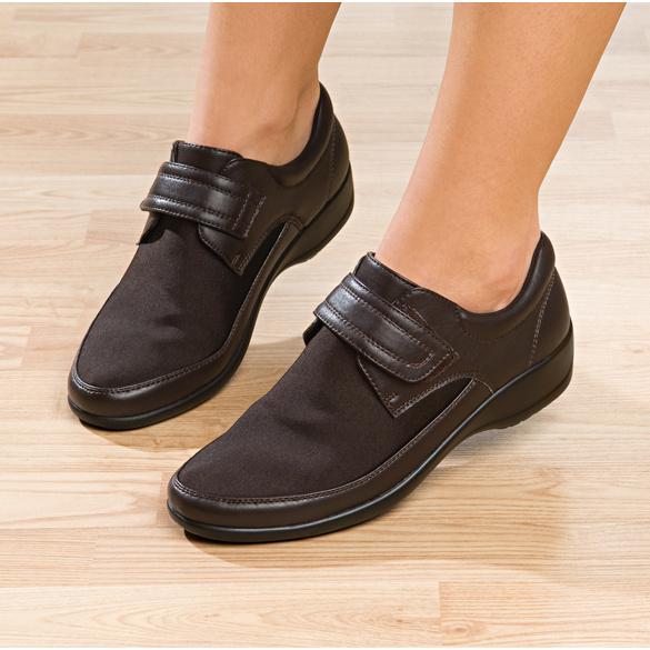 "Schuh ""Luisa"" braun"