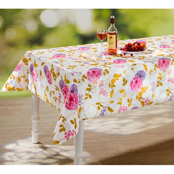 "Tischdecken ""Blüten"", 3er-Set"