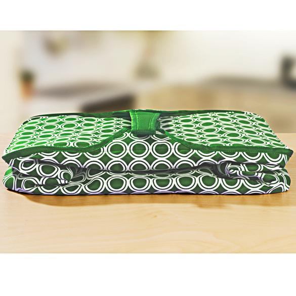 Thermo-Einkaufskorb grün