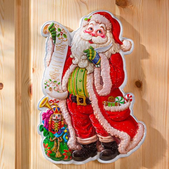 """Bewegungsmelder """"Weihnachtsmann"""""""